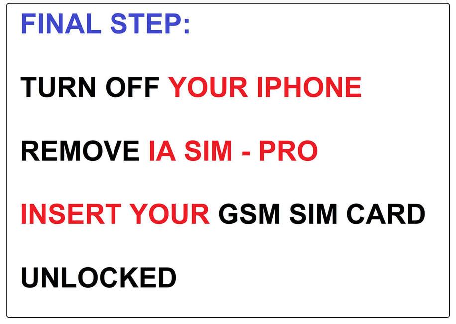 IASIM-PRO SETUP - iChipUnlock com